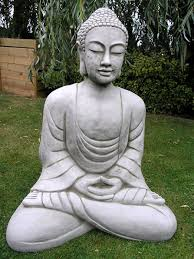 buddha garden statue 142 49 garden4less uk shop