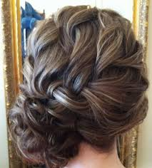 hairstyles for prom pinterest curly half up half down prom