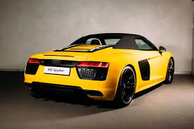 audi r8 gt for sale audi r8 spyder goes on sale in europe geeky gadgets