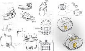 Kitchen Design Sketch Hub Kitchen Appliance On Behance Id Concept Sketches