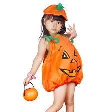 Pumpkin Costume Aliexpress Com Buy Flannel Halloween Costumes For Kids Children