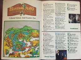 Magic Kingdom Map Orlando by Your Guide To The Magic Kingdom 1983 U2013 Young Walt Disney