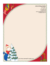 29 images of free christmas letterhead template word infovia net