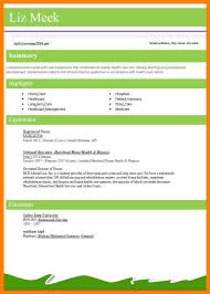 top resume sles 2016 7 new cv format 2016 care giver resume