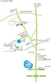 Ncc Campus Map Ncc Nagarjuna Aster Park In Yelahanka Bangalore Price Location