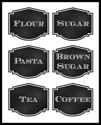 free sticker label templates reorganized simplicity free printable chalkboard style pantry reorganized simplicity free printable chalkboard style pantry labels in jpeg format