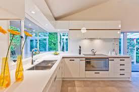 kitchen sink window height kitchen contemporary with recessed