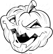 jack o lantern clipart black and white clipart panda free