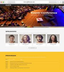 55 awesome entertainment website templates wpfreeware