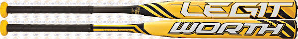 worth legit slowpitch softball bat worth legit 2 sblu3 slowpitch softball bat weplay sports