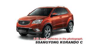 magic tip car paint touch up for ssangyong 2011 2012 2013 korando c