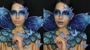 dark fairy halloween makeup snapchat butterfly fairy halloween makeup tutorial youtube