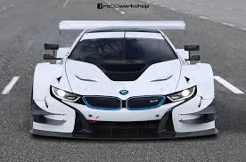 where are bmw cars from bmw i8 dtm race car gets rendered http bmwblog com 2016 03