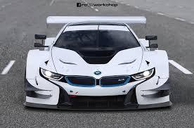 bmw car racing bmw i8 dtm race car gets rendered http bmwblog com 2016 03