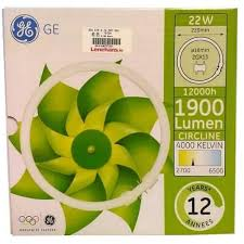 buy a ge circline circular 22w t5 2gx13 light bulb online in
