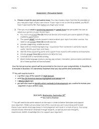 Speech Essay Format Argumentative Essay Structure Format