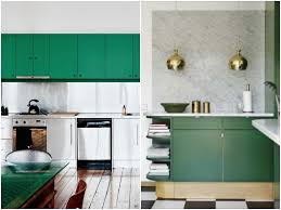 cuisine vert engaging decoration cuisine vert id es de design cour arri re for