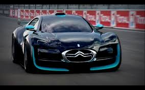 citroen supercar citroen survolt at goodwood festival of speed youtube