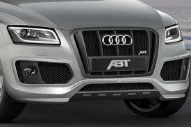 Audi Q5 2013 - revised 2013 audi q5 gest some tuning love from abt sportsline