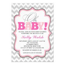 printable baby shower invitations baby shower invitations chevron baby shower invitations