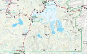 Yellowstone Map Usa by Outlet Lake Yellowstone National Park Yellowstone Up Close And