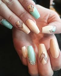 26 long acrylic nail art designs ideas design trends