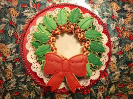 24 best cookies christmas platters images on pinterest decorated