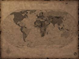 Vintage Map Wallpaper by Global Map Wallpapers Wallpaper Cave