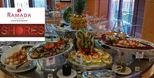 Great Plaza Buffet by Shores Restaurant Ramada Plaza Jbr