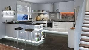 ruban led cuisine image de placard de cuisine 12 nos 5 id233es d233co avec le
