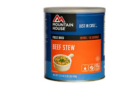 amazon com mountain house beef stew 10 can freeze dried food