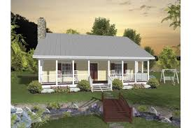 two country house plans eplans country house plan two bedroom country 953 square