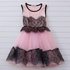 clearance pink lace dress black lace dress pink u0026 black flower