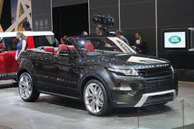 land rover convertible range rover evoque convertible gets production green light report