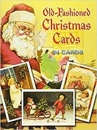 christmas postcards fashioned christmas postcards 24 postcards gabriella oldham