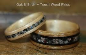touch wood rings touch wood rings bamboo wedding and engagement rings i do