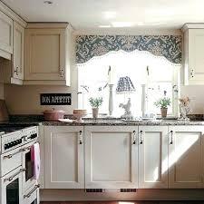 kitchen window valance ideas bay window valances great kitchen window valances ideas and for