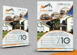create great real estate flyers for real estate marketing
