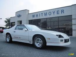 1989 chevy camaro iroc 1989 white chevrolet camaro iroc z coupe 32535269 gtcarlot com