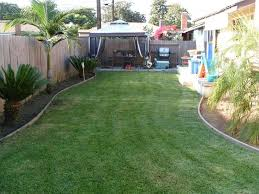 The  Best Narrow Backyard Ideas Ideas On Pinterest Small - Backyard landscape design ideas on a budget