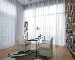 white sheer curtains houzz