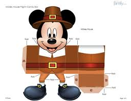 do it yourself mickey mouse pilgrim box disneyana
