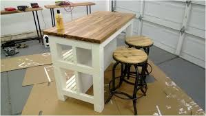 Diy Kitchen Islands With Seating 20 Diy Islands To Complete Your Kitchen Ritely