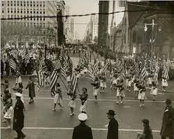 november 25 thanksgiving day parade tradition
