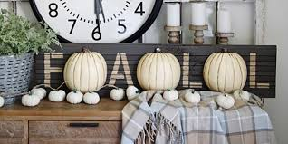 How To Decorate Your House For Fall - fall home decor for every room seasonal decorations for fall