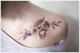 trendy flower tattoo design idea android apps on google play