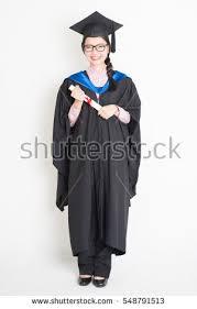 graduation gown graduation gown stock images royalty free images vectors
