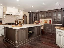The Ideas Kitchen Two Tone Painted Kitchen Cabinets The Ideas Of Decorating