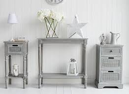 Shabby Chic Hall Table by 17 Best Grey Console Hall And Sofa Tables Images On Pinterest