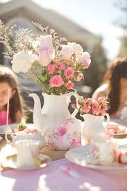 tea party tables 40 tea party decorations to jumpstart your planning